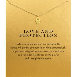 """Jewelry - Love And Protection """"Make A Wish"""" Necklace"""